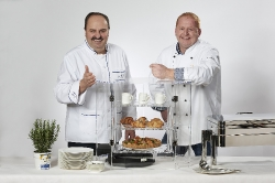 Johann Lafer und Dietrich Lampe