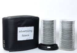 Tellerwärmer TW 80, Werbung